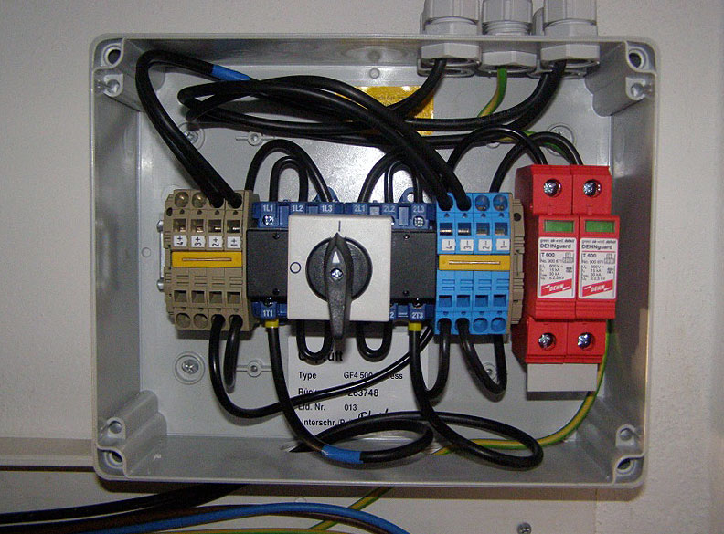 Schema Quadro Elettrico Per Fotovoltaico : Cella fotovoltaica funzionamento impianto fotovoltaico nucleus